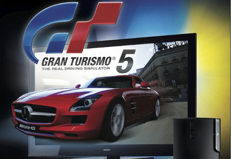 Gran Turismo 5 tournament marks GT5 launch