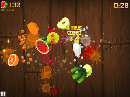 Black Friday sales hit App Store as iPad Fruit Ninja HD heavily discounted