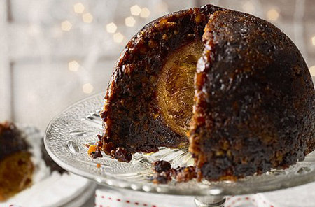 Heston Blumenthal's Hidden Orange Christmas Pudding - the hottest thing on eBay