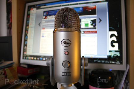 Blue The Yeti USB microphone hands-on