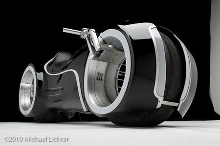 Real life Tron Light Cycle: Yours for just $55,000 - photo 3
