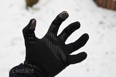 North Face Etip gloves hands-on - photo 7