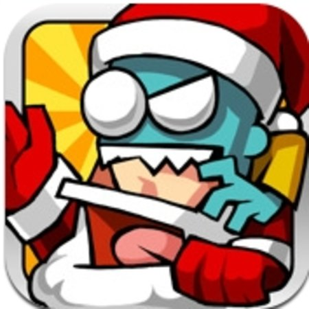 App-vent Calendar - day 5: Infect Them All Christmas update (iPhone)
