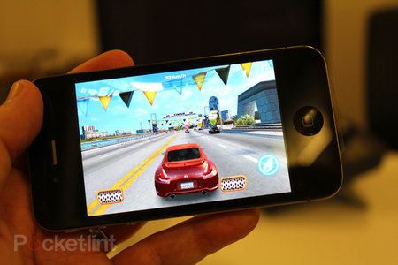 Gameloft: Asphalt 6: Adrenaline iPhone hands-on