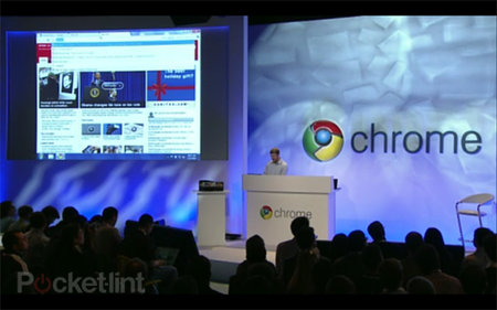 Google Instant coming to Chrome address bar