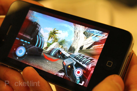 Gameloft: N.O.V.A. 2 iPhone hands-on
