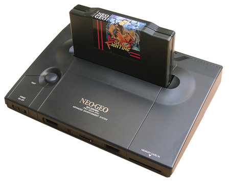NEOGEO Station coming to PlayStation Network