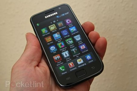 Samsung comments on Galaxy S Android 2.3 update