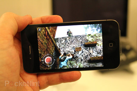 Gameloft: Shadow Guardian iPhone hands-on