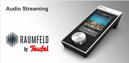 Teufel buys into Raumfeld's streaming tech