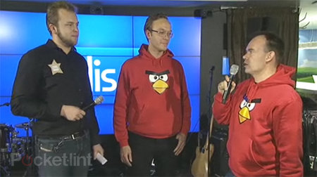 Angry Birds hoodies on the way