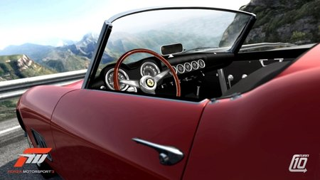 Forza Motorsport 3 steers in Classic Car DLC