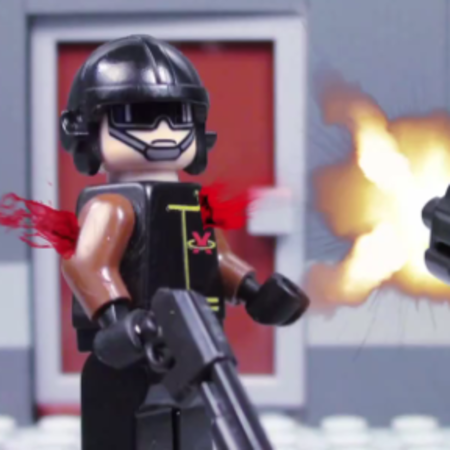 VIDEO: Call of Duty: Black Ops - Lego version