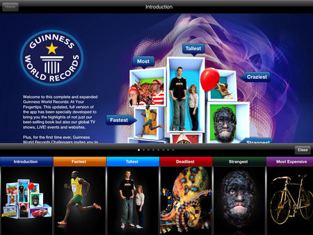 App-vent Calendar - day 16: Guinness World Records: At Your Fingertips (iPad) - photo 16