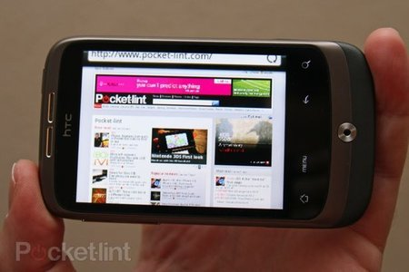 HTC Wildfire fires in Froyo update
