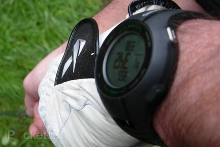 Garmin Approach S1 GPS golf watch hands-on - photo 5