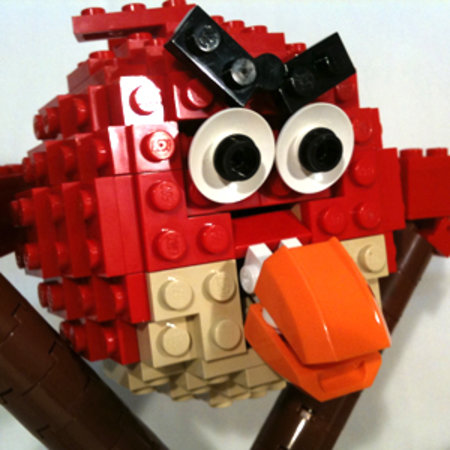 Do it yourself... Angry Birds Lego