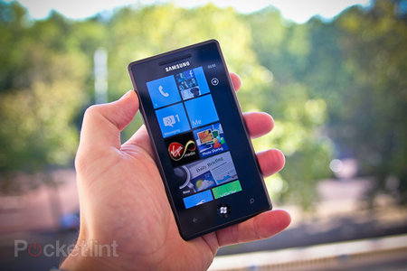 Windows Phone 7 comes to Virgin Media with Samsung Omnia 7