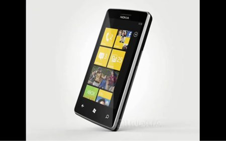 Nokia Windows Phone 7 concept shows what could be in store