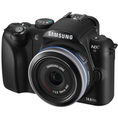 Samsung NX11 adds i-Function lenses to NX10 goodness