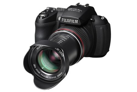 Fujifilm FinePix HS20EXR 'ultimate all-in-one'