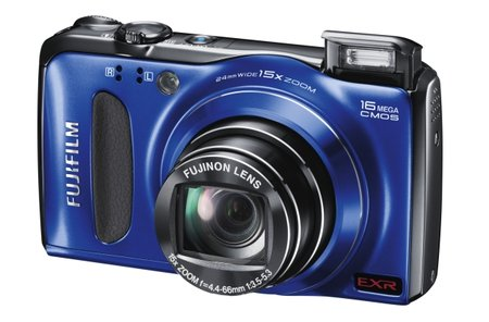 Fujifilm snap four new FinePix compact cameras