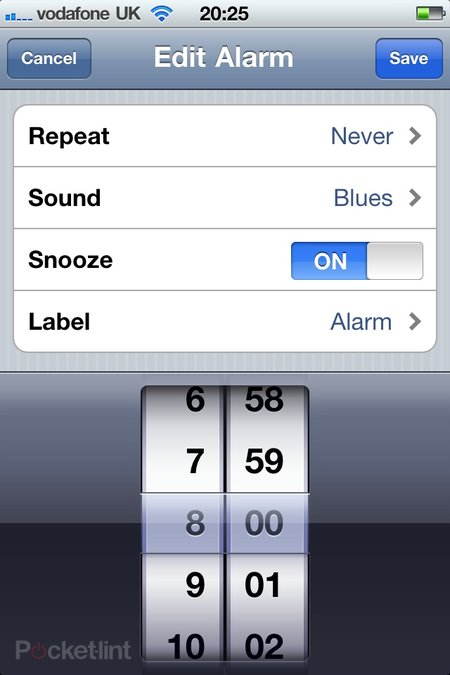 iPhone alarm glitch fails to wake the New Year