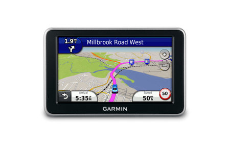 Garmin hopes to go streets ahead with nuvi 2400 series satnavs