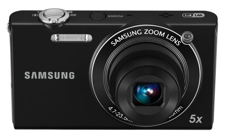 Samsung SH100 with Wi-Fi makes it easy to share your pics