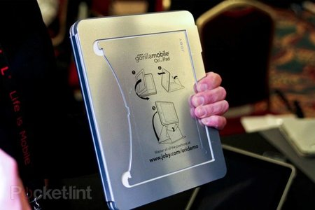 Joby Gorillamobile Ori for iPad hands-on