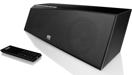 Altec Lansing goes wireless with the inMotionAir
