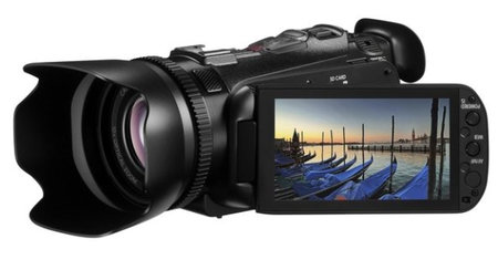 Canon adds pro XA10 and new camcorders to Legria range