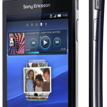 VIDEO: Sony Ericsson Xperia Arc Gingerbread handset
