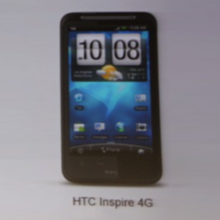 HTC Inspire 4G and more coming to AT&T in 2011