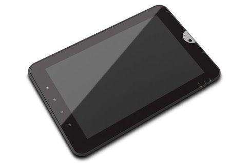Toshiba Honeycomb 10-inch tablet confirmed