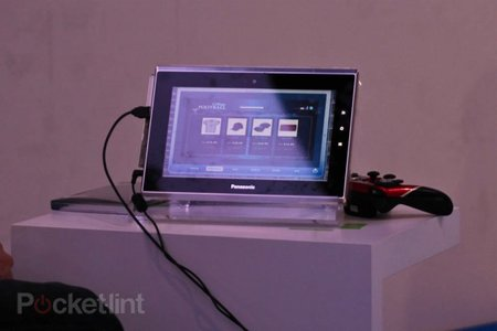 Panasonic Viera Tablet spotted