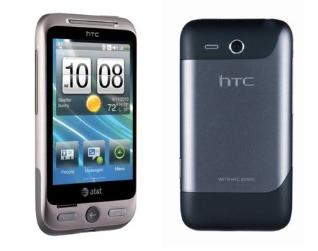 HTC Freestyle with Qualcomm's Brew MP OS