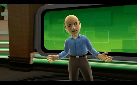 Avatar Kinect brings face recognition to your Xbox 360 Avatar - photo 1