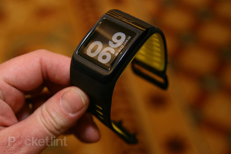TomTom fit for Nike+ SportWatch GPS