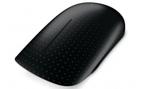 Microsoft Touch Mouse: Multi-finger fun