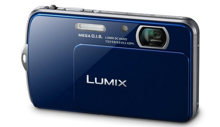Panasonic offers up Lumix FP7 and FP5 easy-to-use cameras