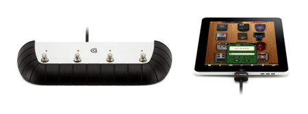 Griffin rocks CES with StompBox pedalboard iPad accessory
