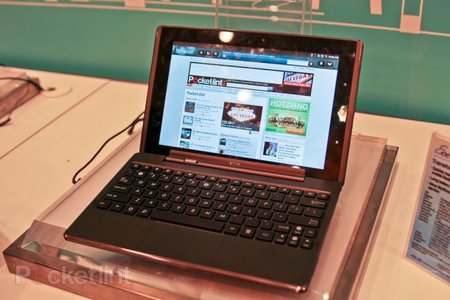 Asus Eee Pad Transformer hands-on