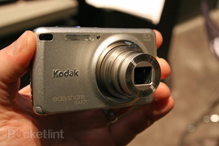 Kodak Easyshare Touch and Mini hands-on