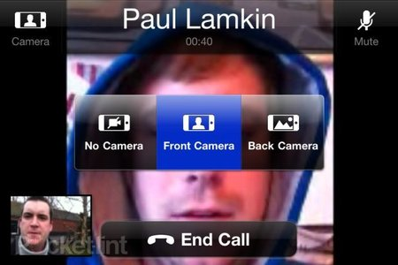 iPhone video feature leads to Skype record numbers