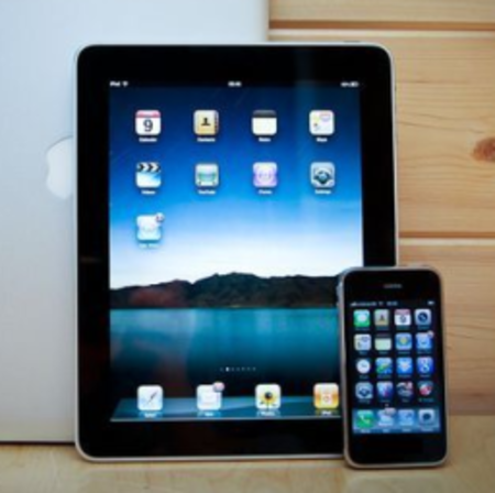 iPad 2 and iPhone 5 to get rid of the home button?