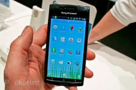 Sony Ericsson: We're sticking with Android for now