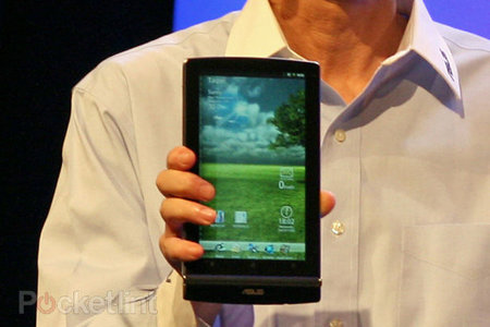 Asus CES tablets may not be Honeycomb after all