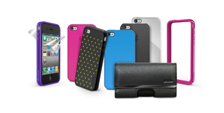 iLuv iPhone 4 CDMA cases: Let the confusion begin
