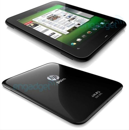 Palm webOS tablet details and images leaked